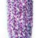"Lavender Purple and Green Glitter Shoelaces,Lavender Glitter Shoelaces 47"", 47 inches"