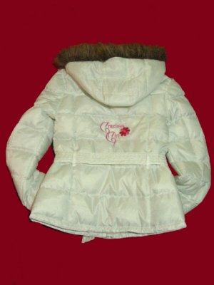 Girls Winter 3/4 Length Coat