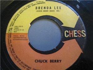 Chuck Berry 7in Single Chess