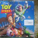 Toy Story 12in laser disc Walt Disney New