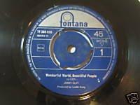 Jimmy Cliff 7in Single Fontana