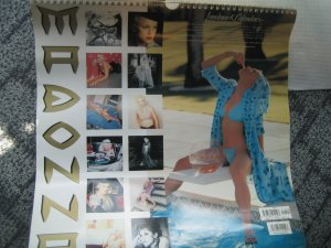 Calender Madonna 1996
