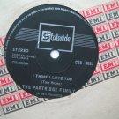 The Partridge Family 7in Single EMI Spore