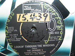 Michael Jackson 5 7in Single Tamla Motown UK