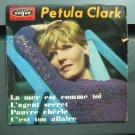 Petula Clark 7in EP Vogue