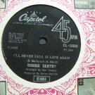 Bobbie Gentry 7in Single EMI Capitol Spore