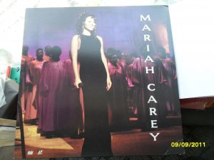 Mariah Carey self titled laserdisc