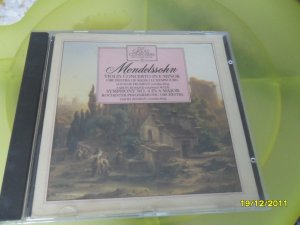 Mendelssohn The Great Composers music CD