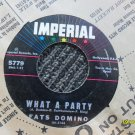 Fats Domino 7in Single Imperial