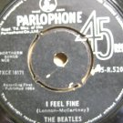 The Beatles 7in Single Parlophone UK