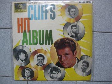 Cliff's Hit Album Coumbia 12in LP