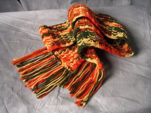 Autumn Breeze Scarf