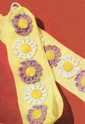 Daisy Chain Tie Back Pattern