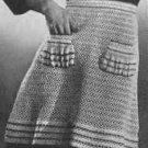 Ladies Apron Pattern