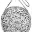 Irish Lace Purse Pattern