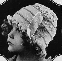 Girls Hat Pattern