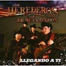 LOS HEREDEROS DE NUEVO LEON-LLEGANDO A TI