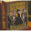 LOS TIGRES DEL NORTE-HISTORIAS QUE CONTAR CD N DVD