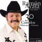 RAMON AYALA Y SUS BRAVOS DEL NORTE-2 CD'S 30 CORRIDOS