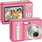 Polaroid 5 MP i533 Digital Camera w/ 3x Optical Zoom- Pink