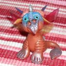Handcrafted Original Art Sculpture Polymer Clay Dragon ITEM#PR00335