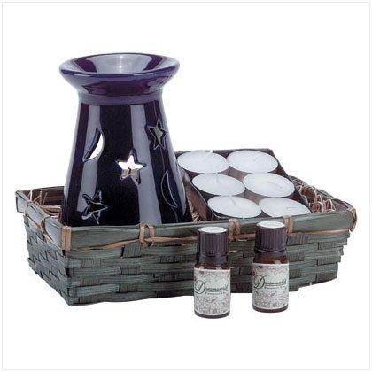 Celestial Oil Warmer Set