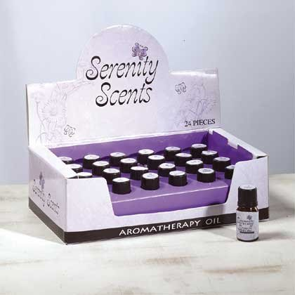 Serenity Scents Aromatherapy Oils