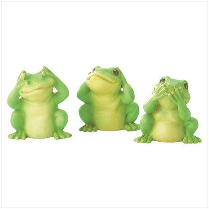 Frog Trio