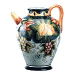 Italian Oil Pitcher