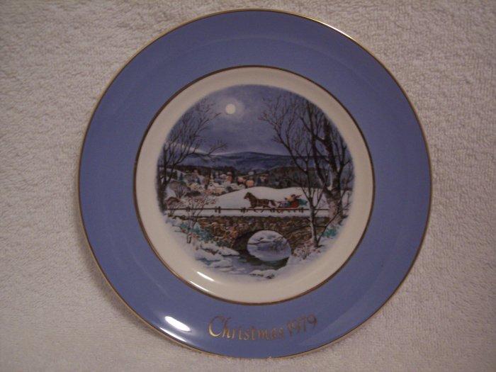 Wedgwood Christmas Plates Value