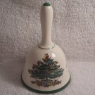 Spode Christmas Tree Bell>RARE