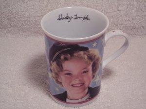 Danbury Mint Mug Shirley Temple Captain January 1936