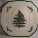 Spode Christmas Tree Desert Tray>RARE