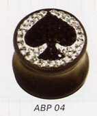 Crystal Ace Buffalo Plug
