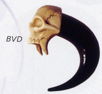 Bone Vampier Horn Of Death