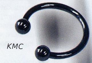 Blackline Micro Circular Barbells