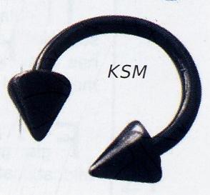 Blackline Micro Circular Conebells