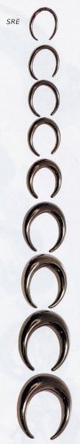 Steel Stretching Crescents Kit