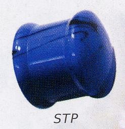 Turquoise Plastastic Plug