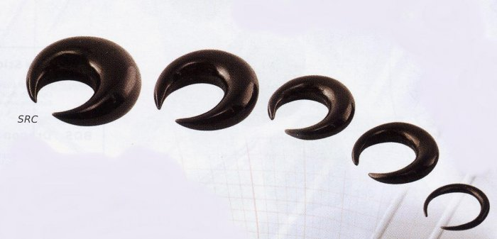 Stretching Crescents Kit (Set of 5 sizes)