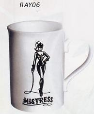 Mistress Latex Mug