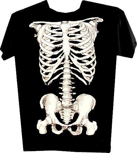 Skeleton Tee