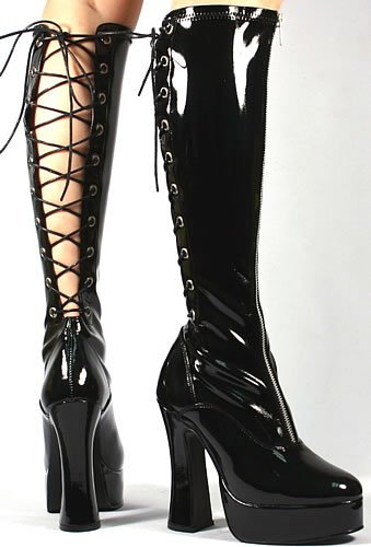 Electra Back Boots