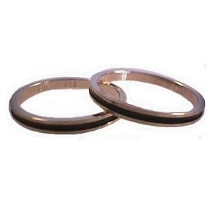 Hawaiian Heirloom Jewelry 14k Gold Ring Guards