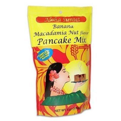 Banana Macadamia Nut Hawaiian Pancake Mix