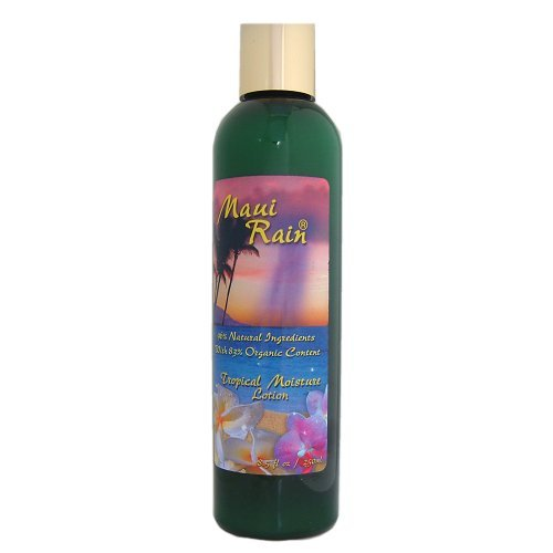 Maui Rain Tropical Moisture Body Lotion from Hawaii 8oz