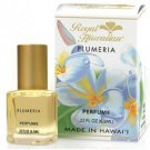 Royal Hawaiian Plumeria Blossom Hawaii Flower Perfume - 0.22 fl oz