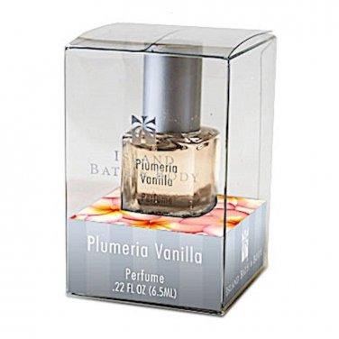Hawaiian Plumeria Vanilla Perfume 0.22 FL OZ from Hawaii