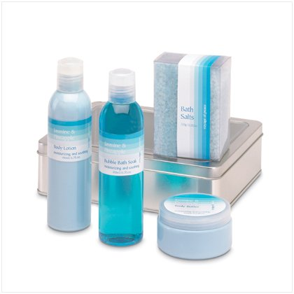 Voyage of Peace Bath Gift Set