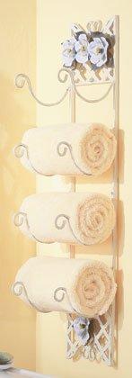 Magnolia Towel Holder